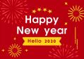 2020-1-24 Happy New Year